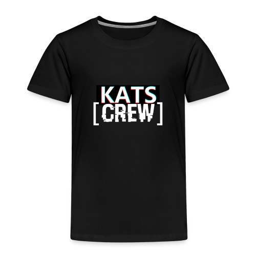 KATS CREW Logo - Koszulka dziecięca Premium