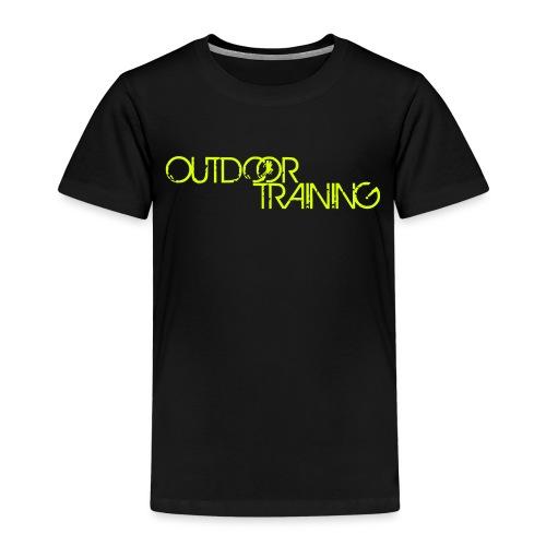 OutdoorTrainingpec - T-shirt Premium Enfant