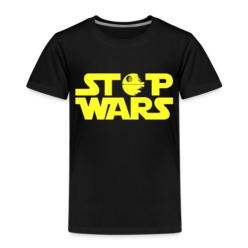 Stop Wars - Camiseta premium niño