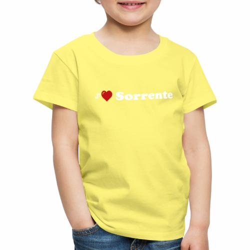 J'aime Sorrente - T-shirt Premium Enfant