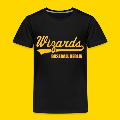 wizards05sub - Kinder Premium T-Shirt
