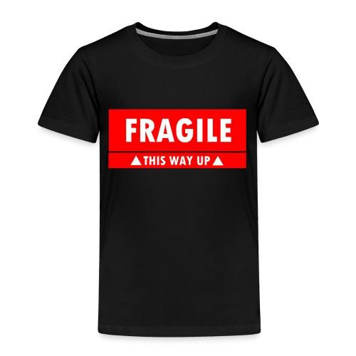 Fragile - This Way Up - Kids' Premium T-Shirt