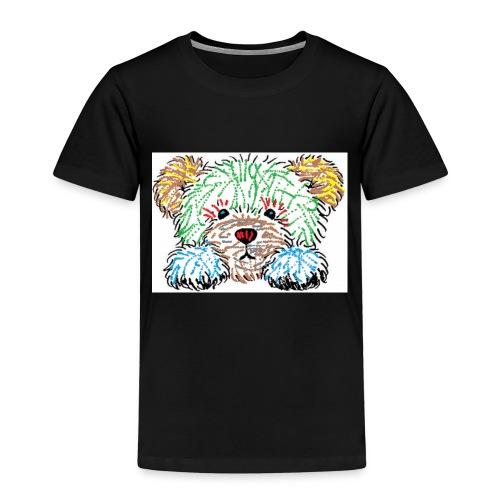 spray bear - Kids' Premium T-Shirt