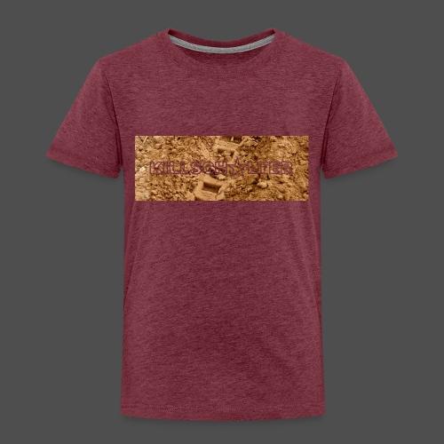 KILLSCHALTER Track - Koszulka dziecięca Premium