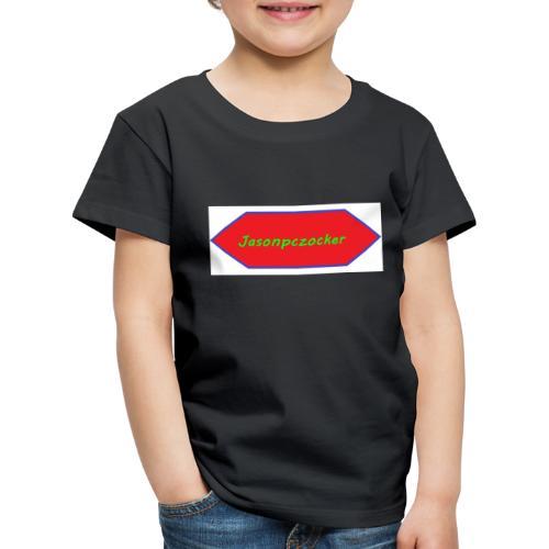 Kanalbild ohne hintergrund mit fühlung - Kinder Premium T-Shirt