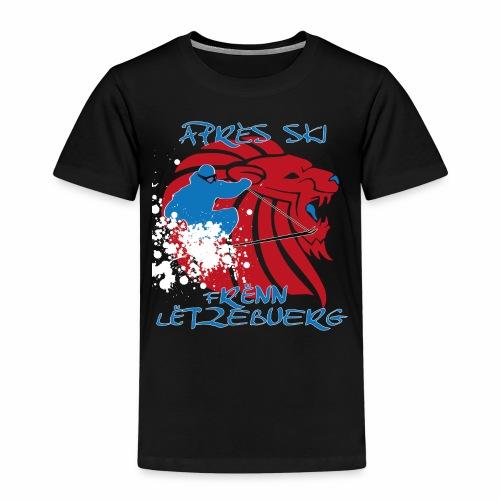 asfl2016 - Kinder Premium T-Shirt