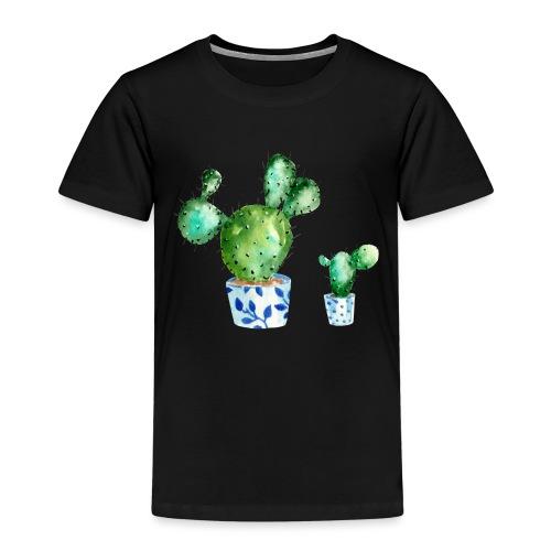 Kaktus - Kids' Premium T-Shirt