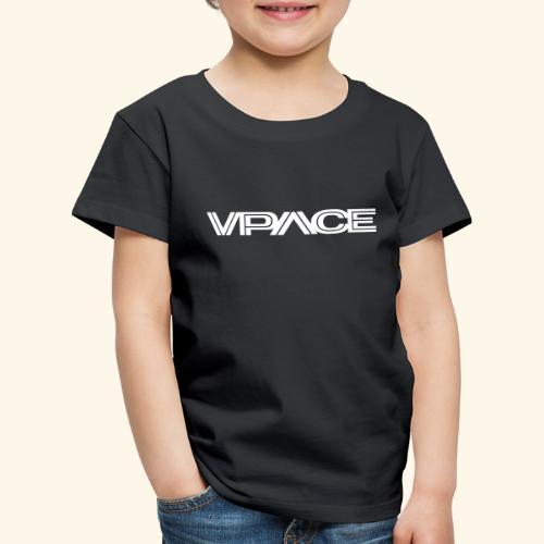 vpacelogo schwarz - Kinder Premium T-Shirt