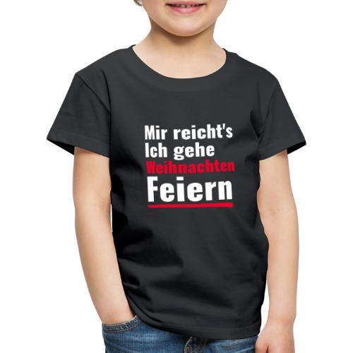 Weihnachten Feiern - Kinder Premium T-Shirt