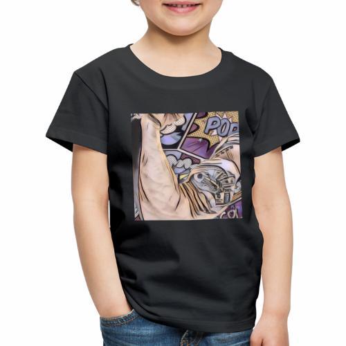 7886AB67 4ED7 42F3 8B3B 71020B377915 - Kinder Premium T-Shirt