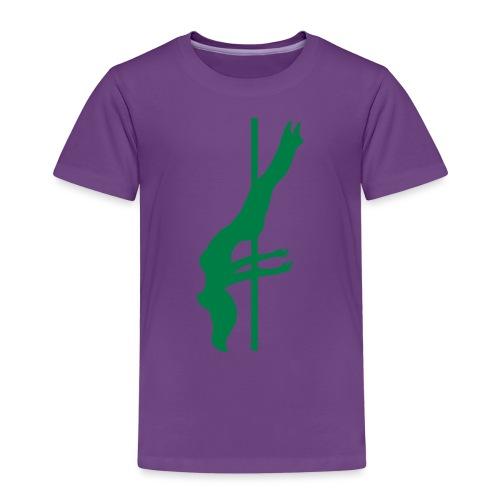 Pole Dance - Maglietta Premium per bambini