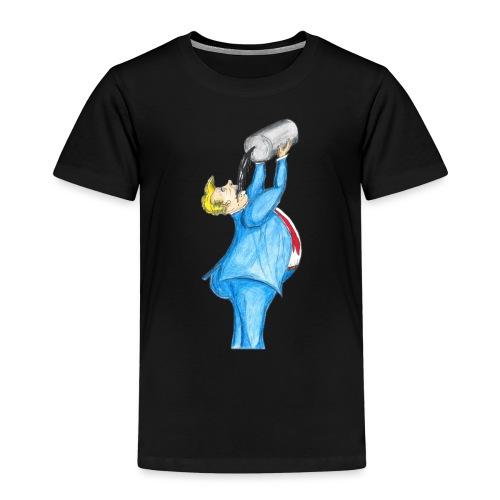 Gier - Kinder Premium T-Shirt