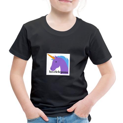 lovelelepona kinderen - Kinderen Premium T-shirt