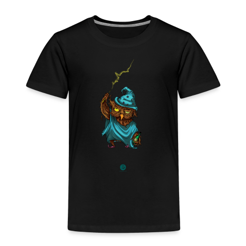 Drunken Owl - Kids' Premium T-Shirt