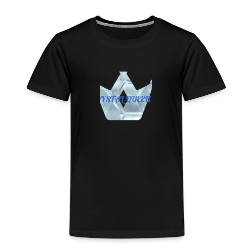 Crystal Queen - Kids' Premium T-Shirt
