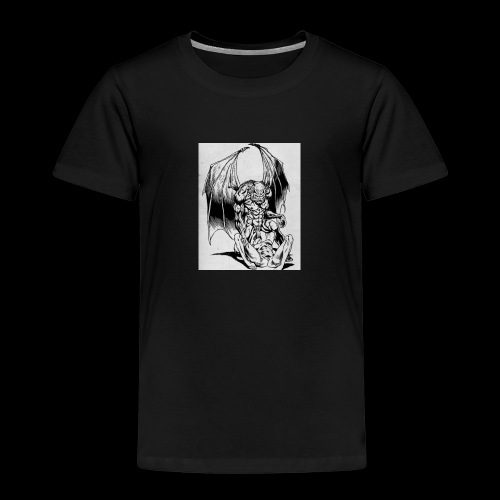 Daddy Demon - Kids' Premium T-Shirt