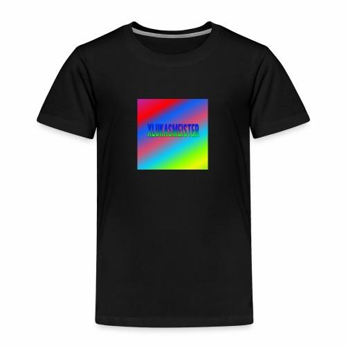 Lukas Minecraft Navn - Børne premium T-shirt