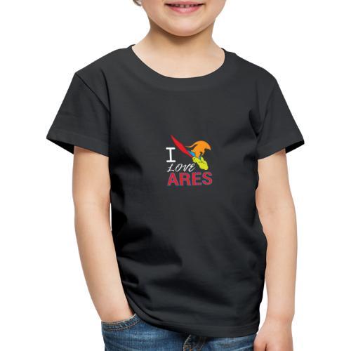 ARES ORIGINAL 35 - Camiseta premium niño