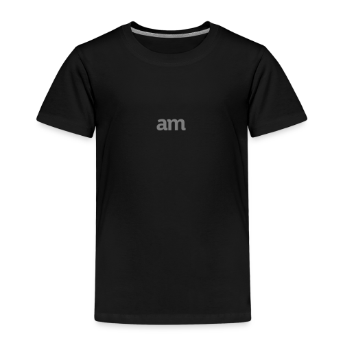 AM basics - Børne premium T-shirt