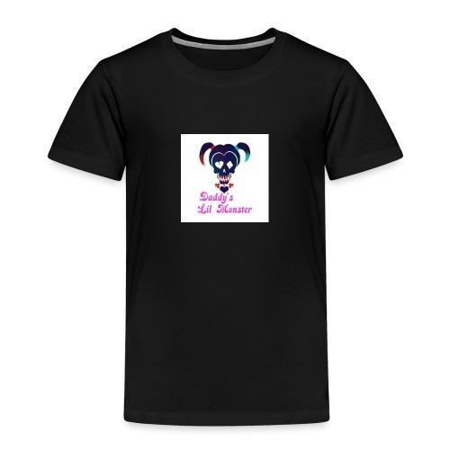 Daddy'sLilMonster - Kids' Premium T-Shirt
