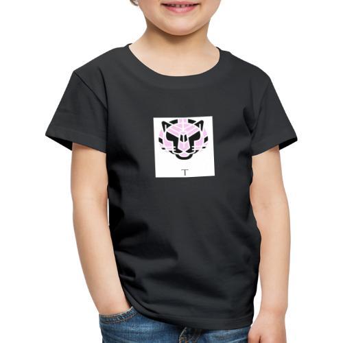 Tigeren fra junglen - Børne premium T-shirt