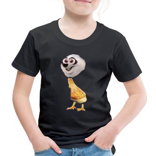 girandosaurus - Premium-T-shirt barn