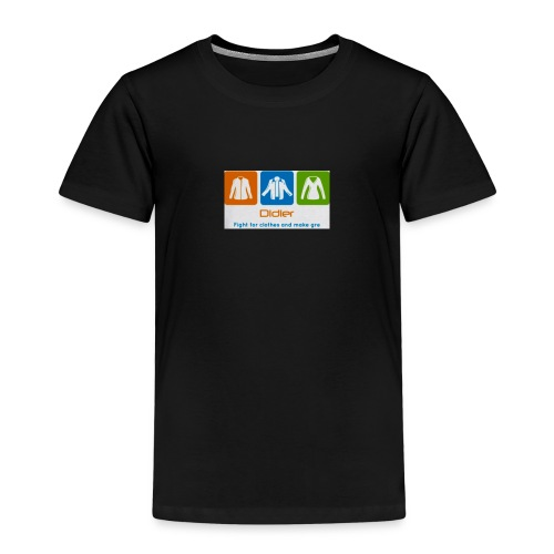 IMG 3596 - Børne premium T-shirt