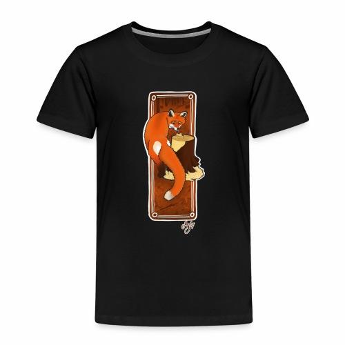 histoire de forêt - T-shirt Premium Enfant