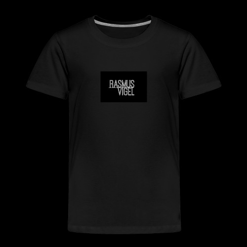 Rasmus Vigel Brand - Børne premium T-shirt