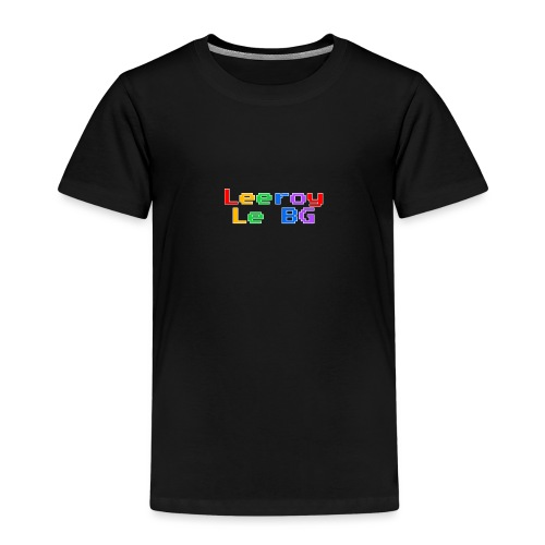 Leeroy le BG - T-shirt Premium Enfant