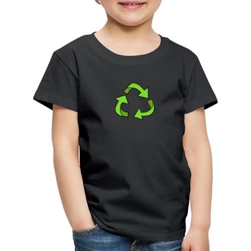 Recycle - Kinderen Premium T-shirt