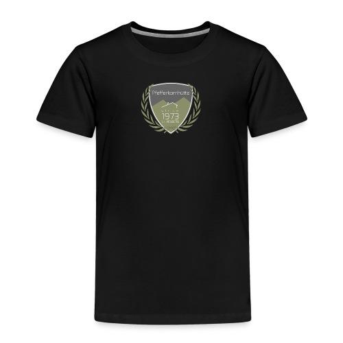 huette mieten arlberg a19 - Kinder Premium T-Shirt
