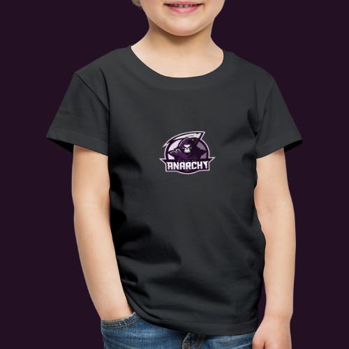 Death of Anarchy - Kids' Premium T-Shirt