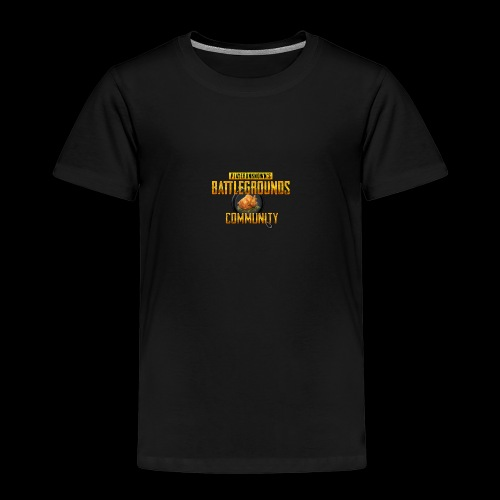 PUBG Community - Kids' Premium T-Shirt