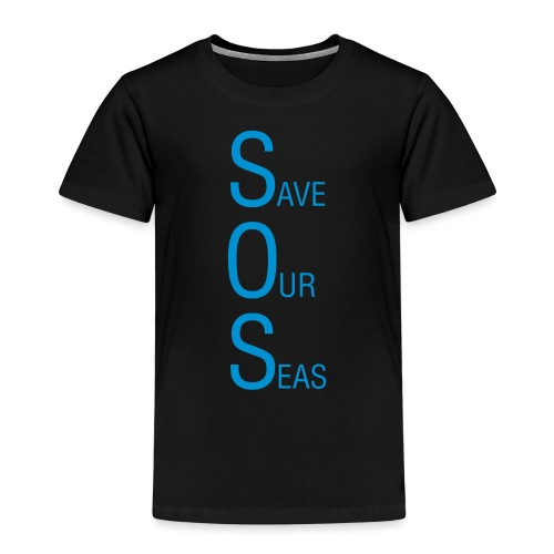 Save Our Seas 1 - Kids' Premium T-Shirt