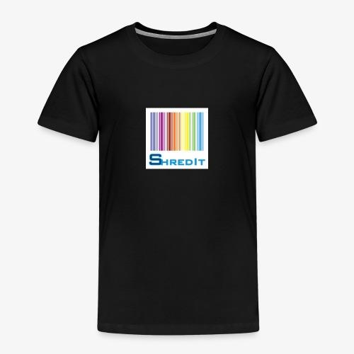 Shred It - Premium T-skjorte for barn