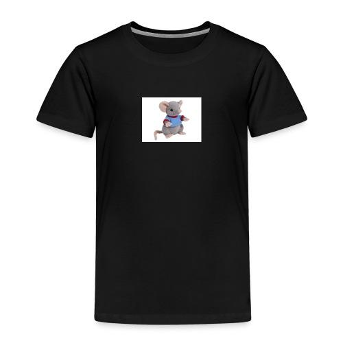 rotte - Børne premium T-shirt