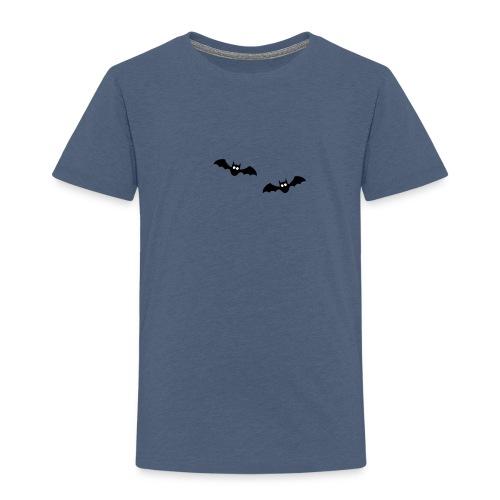 Fledermäuse Vampire Bat Vollmond Blutsauger - Kinder Premium T-Shirt