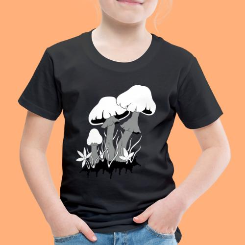 champignons - T-shirt Premium Enfant