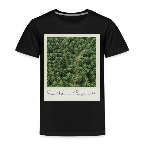 Foto vom Regenwald - Kinder Premium T-Shirt