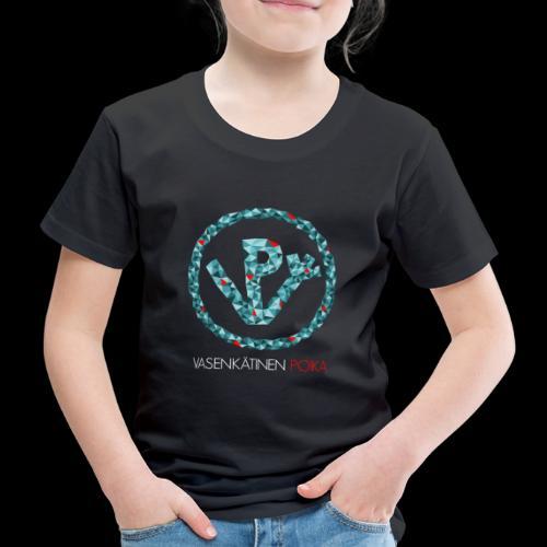 VP Mosaiikki - Lasten premium t-paita