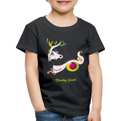 Bamby Goudi - T-shirt Premium Enfant