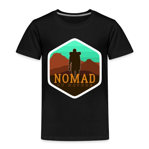 Nomad By Nature - Kinder Premium T-Shirt