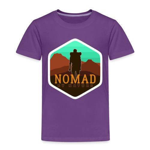 Nomad By Nature - Kinder Premium T-Shirt