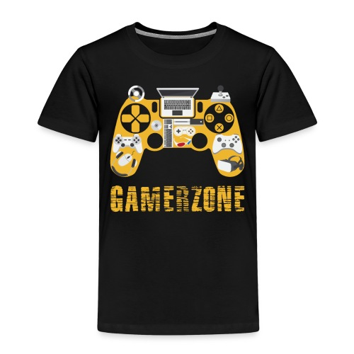 Gamerzone - Kinder Premium T-Shirt