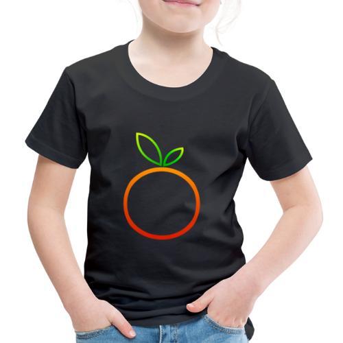 Apfel Apple Pomme Manzana Mela Äpple - Kinder Premium T-Shirt