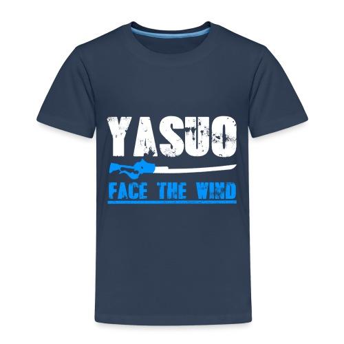 Yasuo Main - Kinder Premium T-Shirt