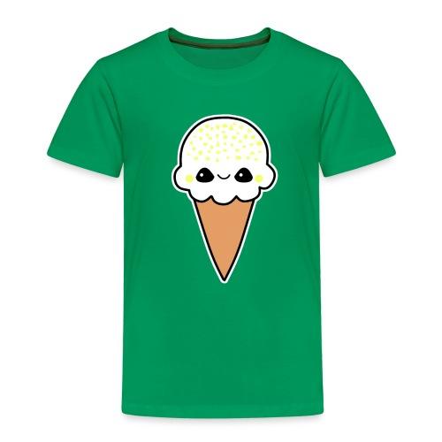 Happy Zitronen Eis - Kinder Premium T-Shirt