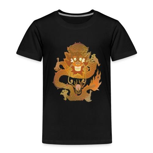 Chinese Dragon Tattoo T-Shirt for Dragon Lover - T-shirt Premium Enfant
