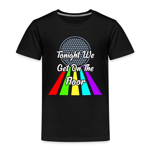Dance Party - Kinder Premium T-Shirt